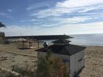 Playazo Villaricos - Playa de Luis Siret - harbours of Villaricos, Harbour Puerto de la Balsoca