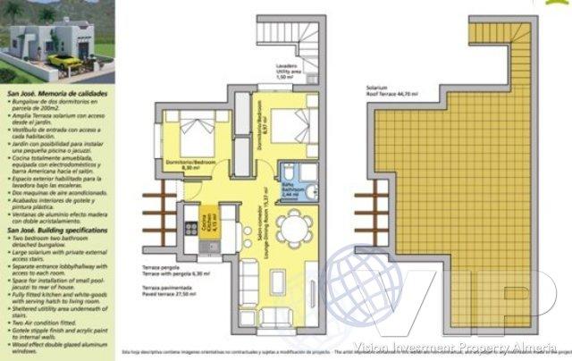 VIP1123: Villa for Sale in Huercal-Overa, Almería