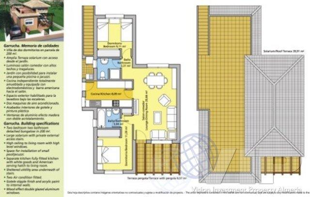 VIP1165: Villa for Sale in Huercal-Overa, Almería