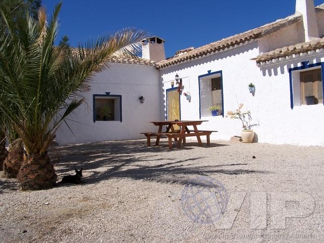 VIP1368: Cortijo for Sale in Velez-Rubio, Almería