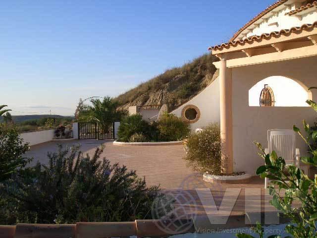 VIP1625: Cave House for Sale in Villaricos, Almería