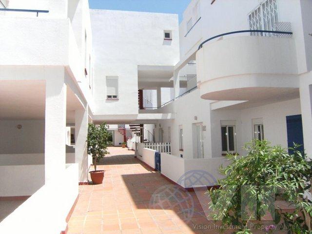 VIP1709: Apartment for Sale in Mojacar Pueblo, Almería