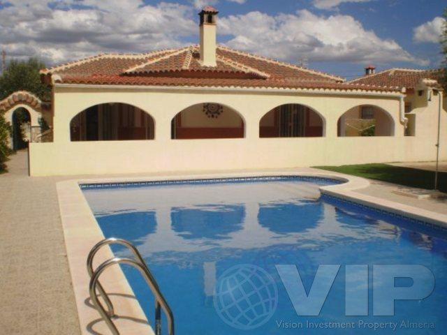 VIP1722: Villa for Sale in Los Carrascos, Almería