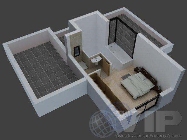 VIP1753: Villa for Sale in Mojacar Playa, Almería