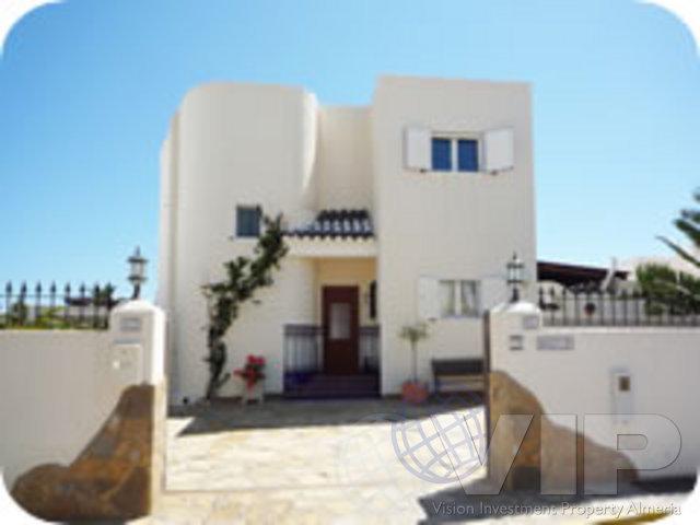 VIP1761: Villa for Sale in Mojacar Playa, Almería