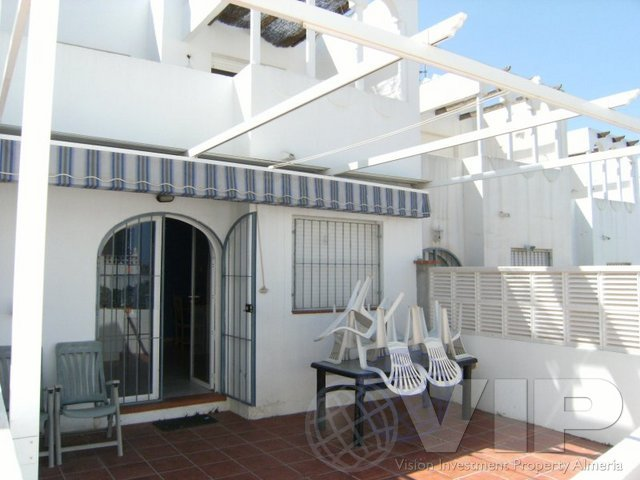 VIP1826: Townhouse for Sale in Mojacar Playa, Almería