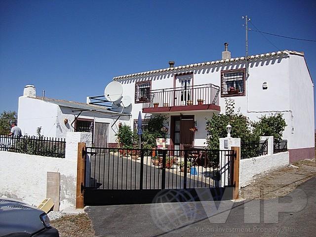 VIP1902: Cortijo for Sale in Chirivel, Almería