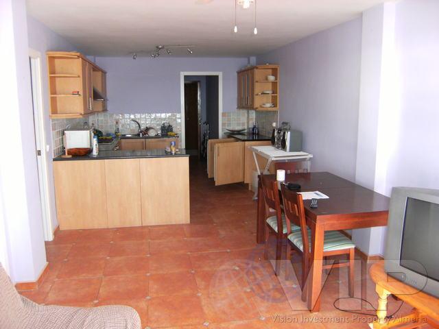 VIP3043: Apartment for Sale in Mojacar Playa, Almería