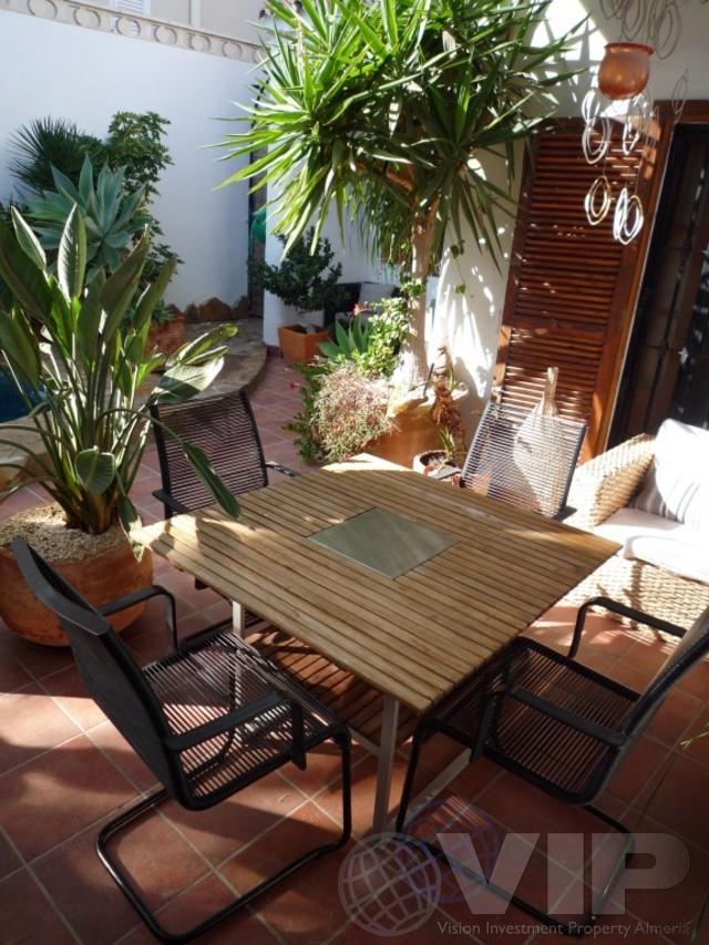 VIP3047: Townhouse for Sale in Mojacar Playa, Almería