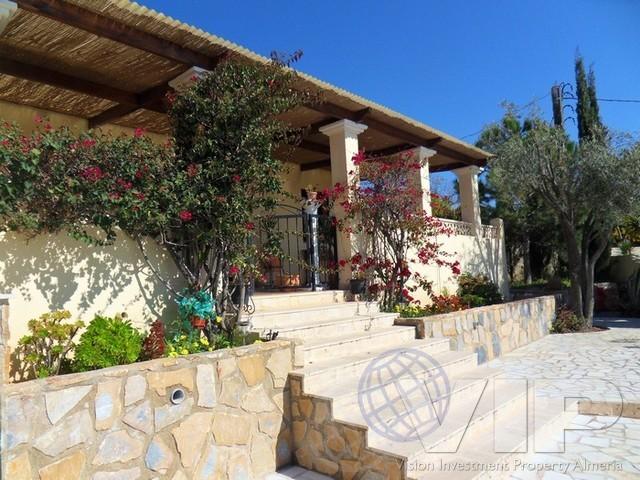 VIP3097: Villa for Sale in Mojacar Playa, Almería