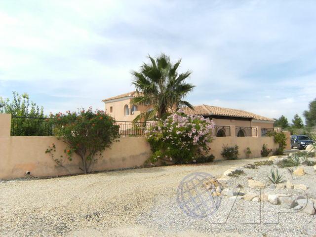 VIP5018: Villa for Sale in Los Gallardos, Almería