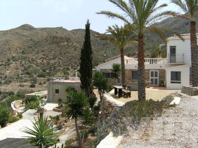 VIP5033: Villa for Sale in Mojacar Pueblo, Almería