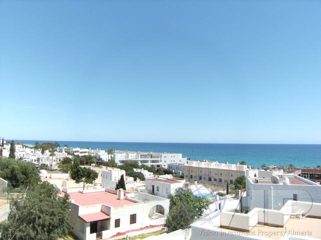 View to Sea and Beachfront