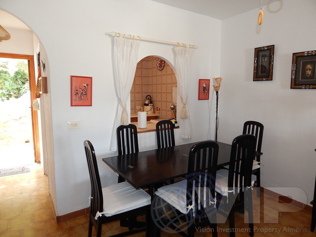 VIP7007: Townhouse for Sale in Mojacar Playa, Almería