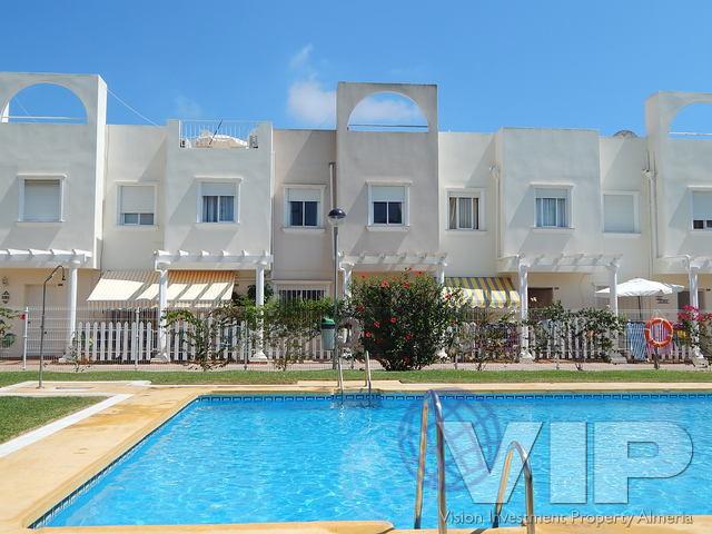 VIP7038: Townhouse for Sale in Vera Playa, Almería