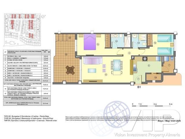 VIP7079: Apartment for Sale in San Juan De Los Terreros, Almería
