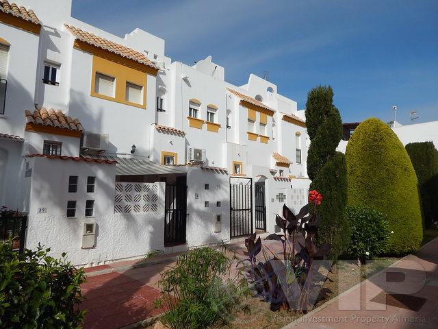 VIP7092: Townhouse for Sale in Vera Playa, Almería