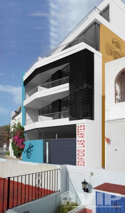 VIP7183: Apartment for Sale in Mojacar Pueblo, Almería