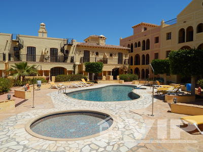 VIP7208: Townhouse for Sale in Desert Springs Golf Resort, Almería