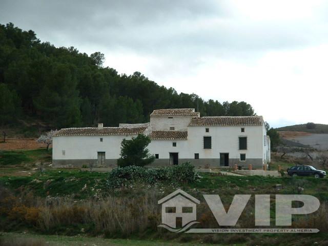 VIP7209: Cortijo for Sale in Velez-Rubio, Almería