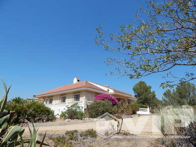 VIP7254: Villa for Sale in Los Gallardos, Almería