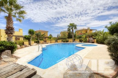 VIP7347: Villa for Sale in Desert Springs Golf Resort, Almería
