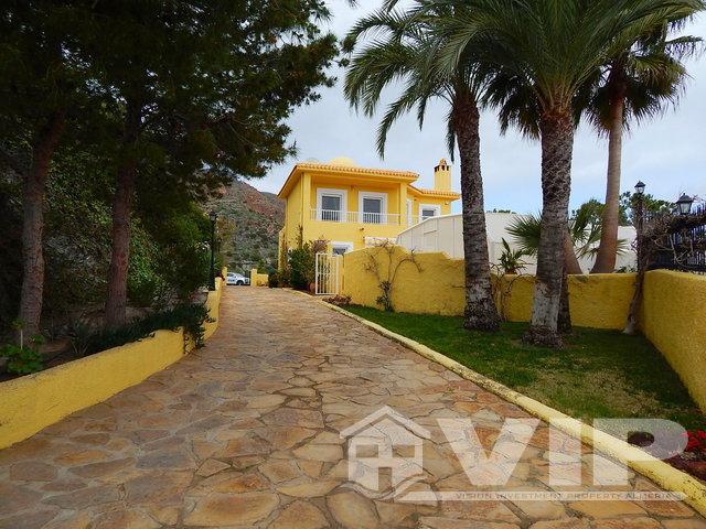 VIP7373: Villa for Sale in Mojacar Playa, Almería