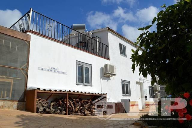 VIP7417: Cortijo for Sale in El Pocico (Lubrin), Almería