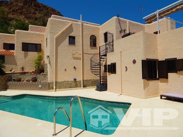 VIP7598: Villa for Sale in Mojacar Playa, Almería