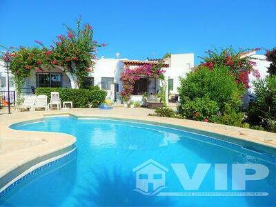 VIP7848: Villa for Sale in Mojacar Playa, Almería