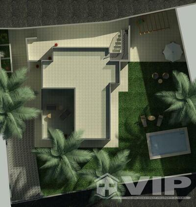 VIP7853: Villa for Sale in Mojacar Playa, Almería